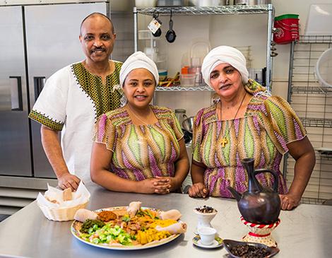 Habesha Ethiopian, Best Restaurants 2021, DarkRoomCo